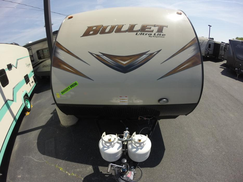 2016 Keystone BULLET 251RBS
