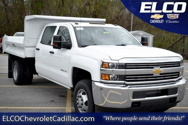 2015 Chevrolet Silverado 3500hd Built After Aug 14 Crew Cab