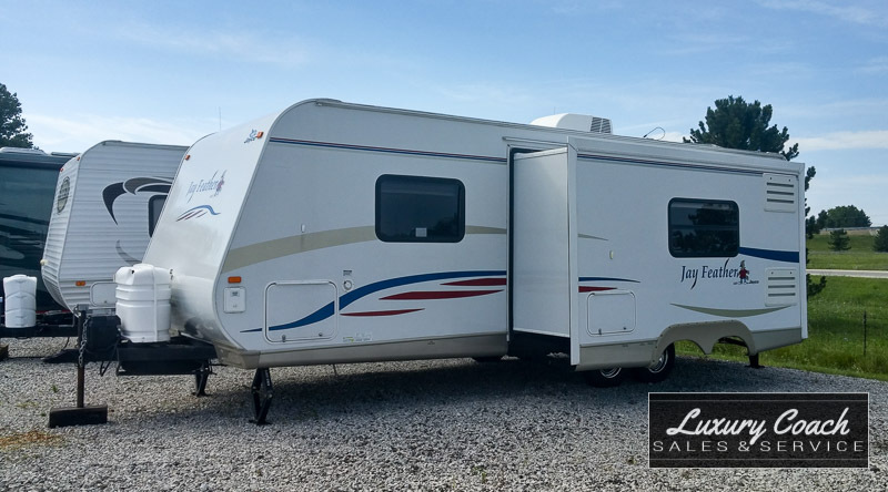 2008 Jayco JAY FEATHER 25