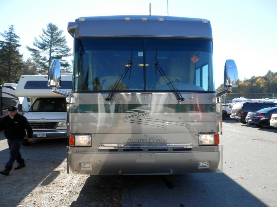 2003 Country Coach Intrigue SWEET SENSATION 400