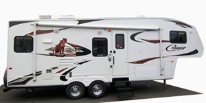 2009 Forest River COUGAR 281BH LITE