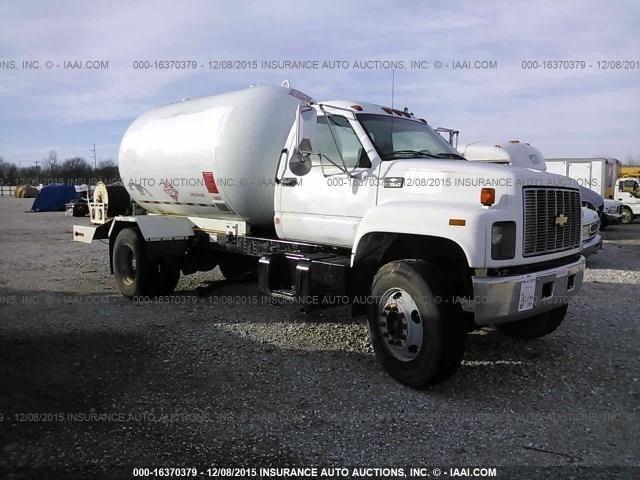 1999 Chevrolet Kodiak C6500 Tanker Truck