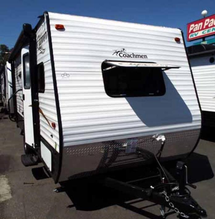 Coachmen Clipper 17Fq >> Coachmen Clipper RVs for sale in Sacramento, California