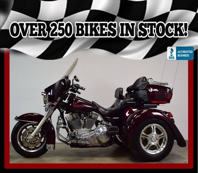 2001 Harley-Davidson FLHR/FLHRI Road King