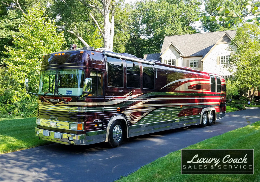 1995 Prevost ROYALE COACH XL45