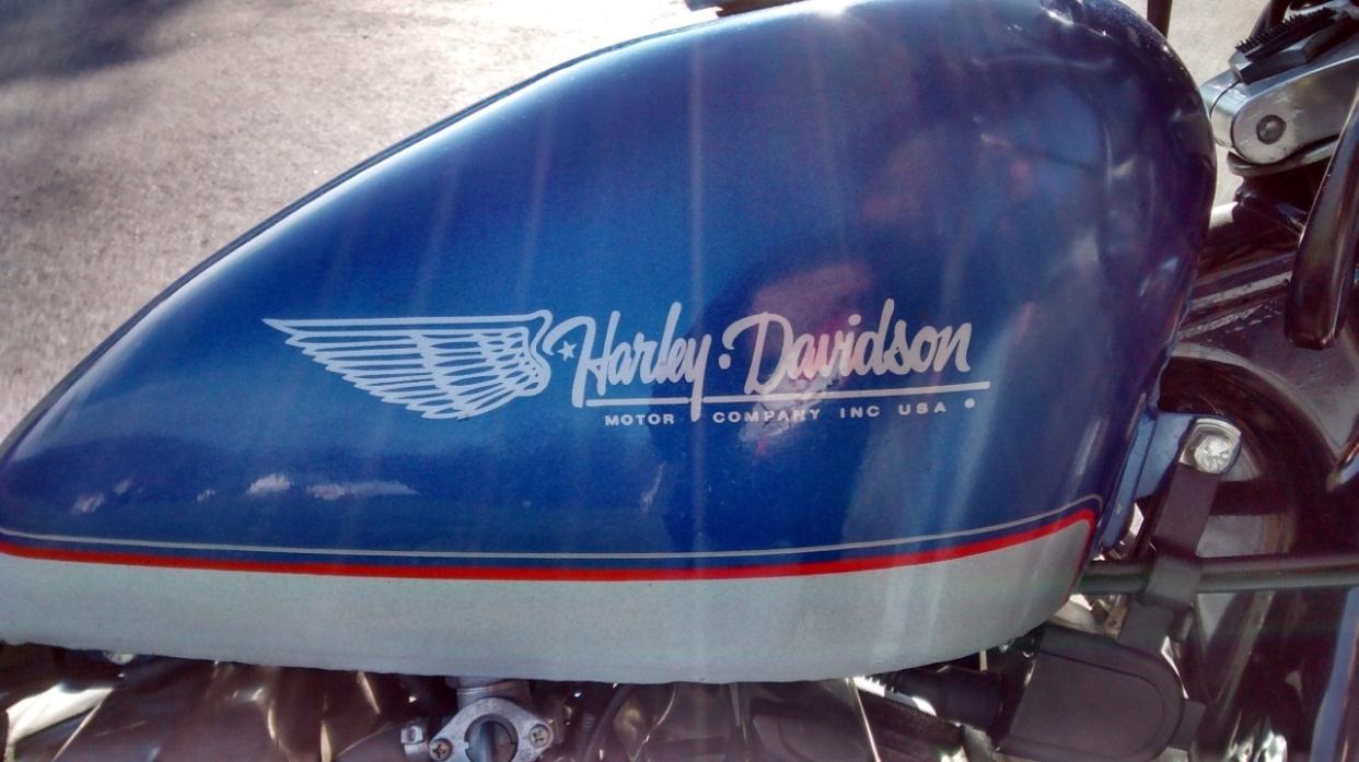 1987 Harley-Davidson Sportster 1100