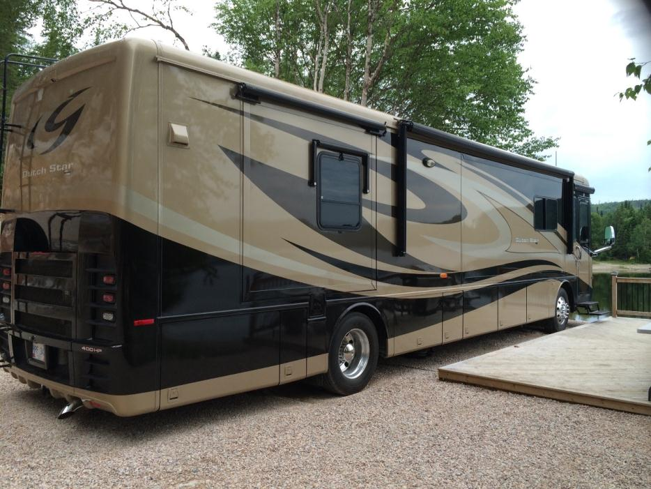 2009 Newmar Dutch Star 4010