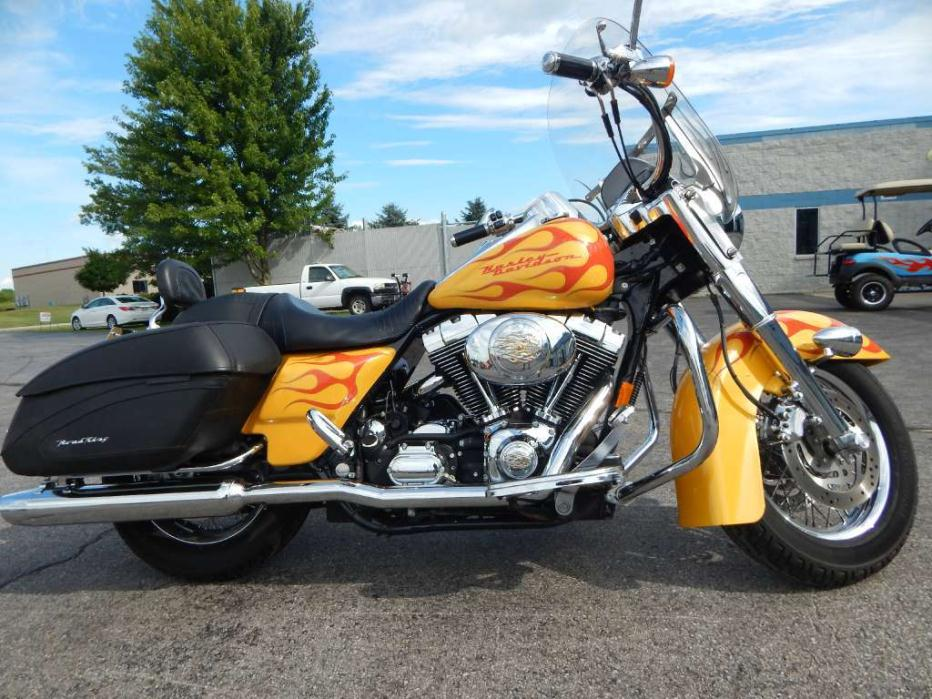 Harley Davidson Road King Firefighter Edition For Sale