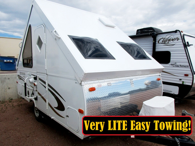Forest River Rockwood A122 A Frame rvs for sale in Colorado Springs ...