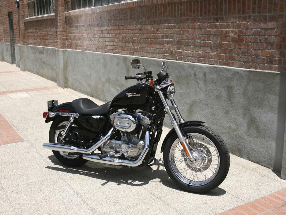 Harley Davidson: Harley Davidson Sportster Motorcycles For Sale In