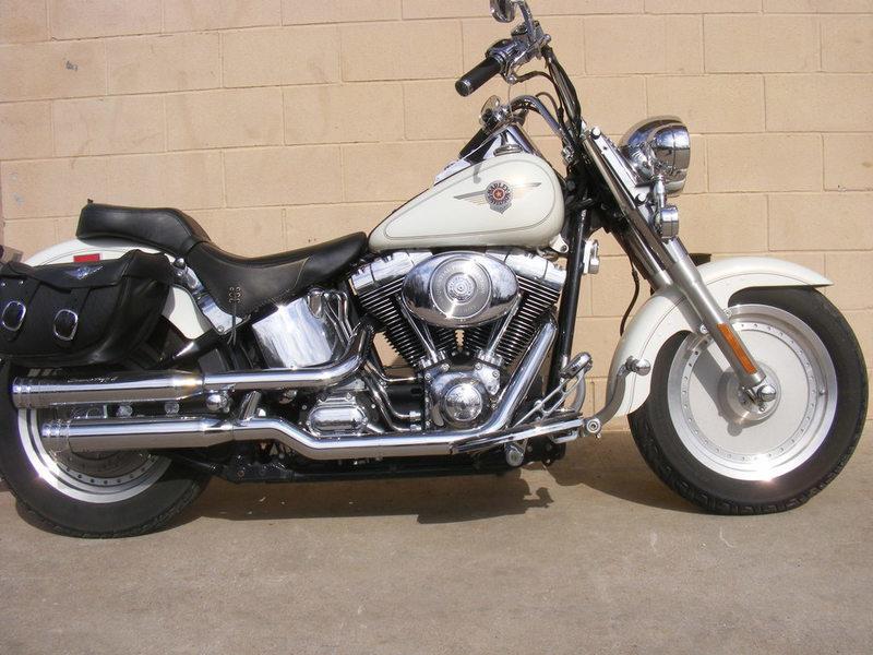 2009 Harley-Davidson FXDFSE - CVO Fat Bob