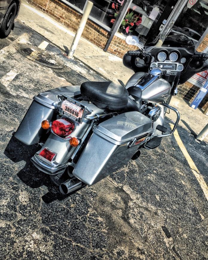 2008 Harley Davidson Dyna FXDB Street Bob