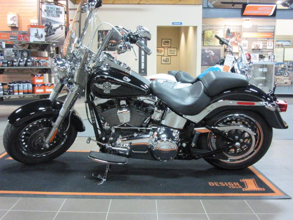 2009 Harley Davidson Fatboy Motorcycles for sale