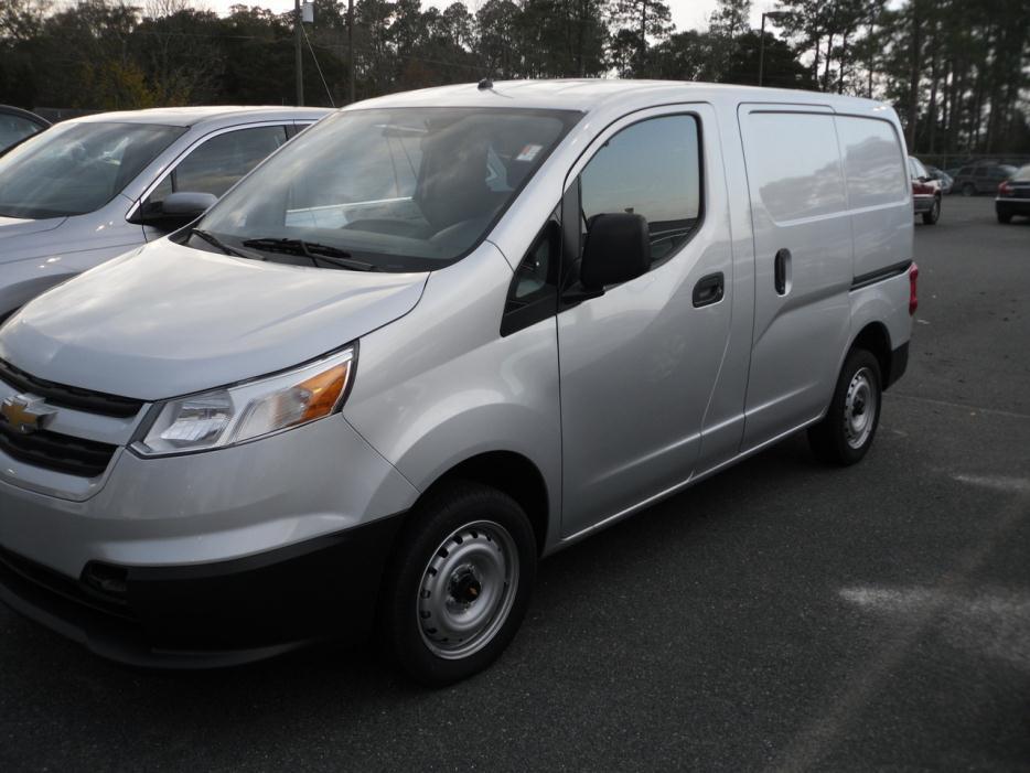 2015 Chevrolet City Express Van