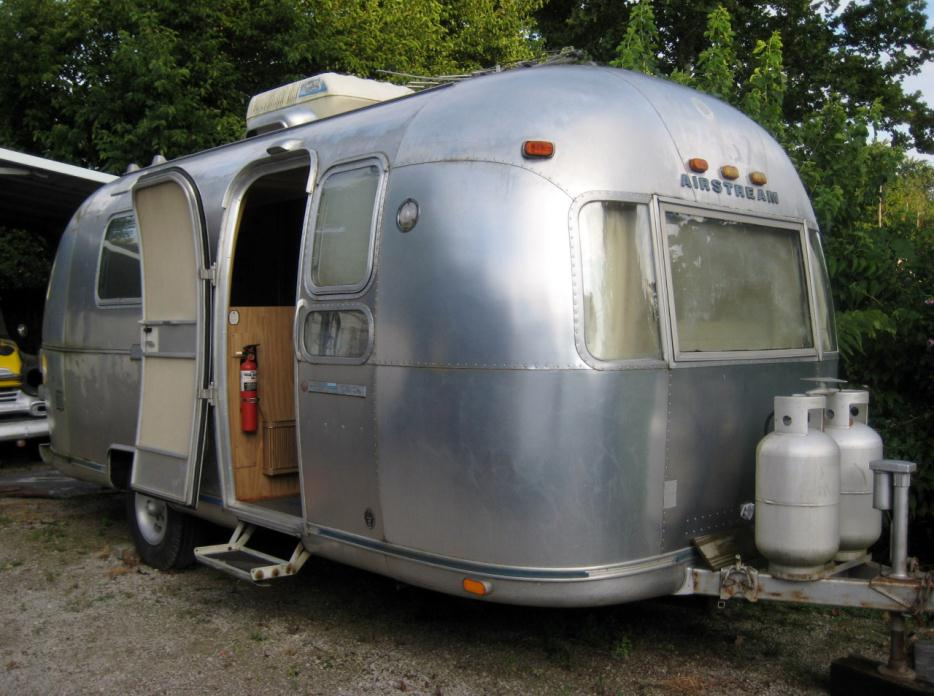 Airstream Globetrotter Rvs For