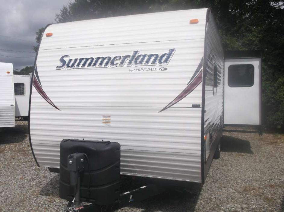 2015 Keystone Summerland 2570RL