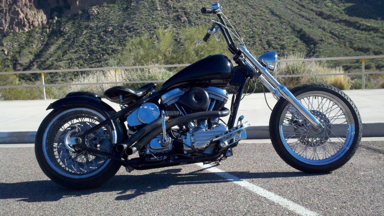 2006 Harley-Davidson FXSTI