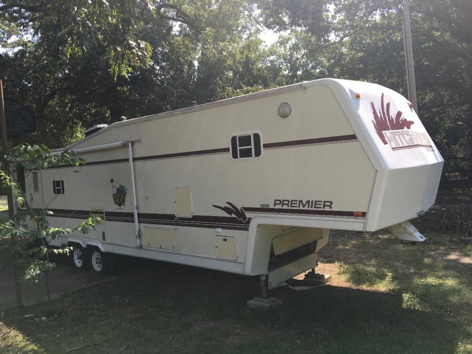 1999 Nuwa Hitchhiker Premier PREMIER HITCHHIKER WIDE BODY