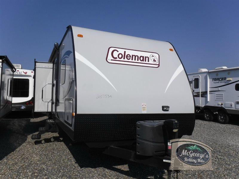 2014 Dutchmen Rv Coleman Explorer CTU297RE