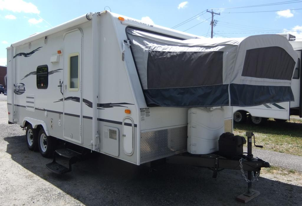 2008 Starcraft Travel Star Expandable 21SSO