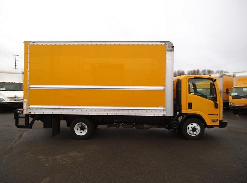2010 Gmc W4500 Dry Van