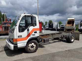 2003 Gmc W3500 Cab Chassis