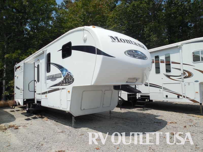 Keystone Montana Mountaineer 346 Lbq Rvs For Sale