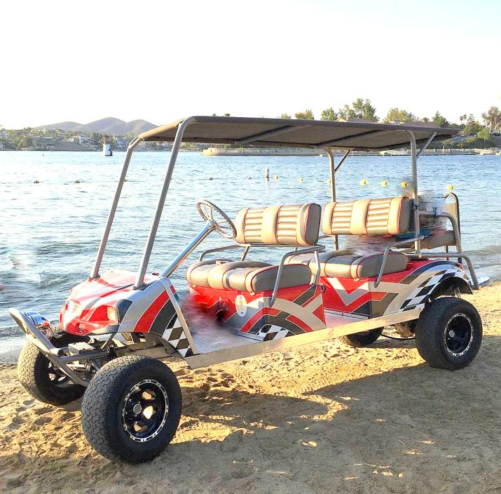 2014 Club Car Gas