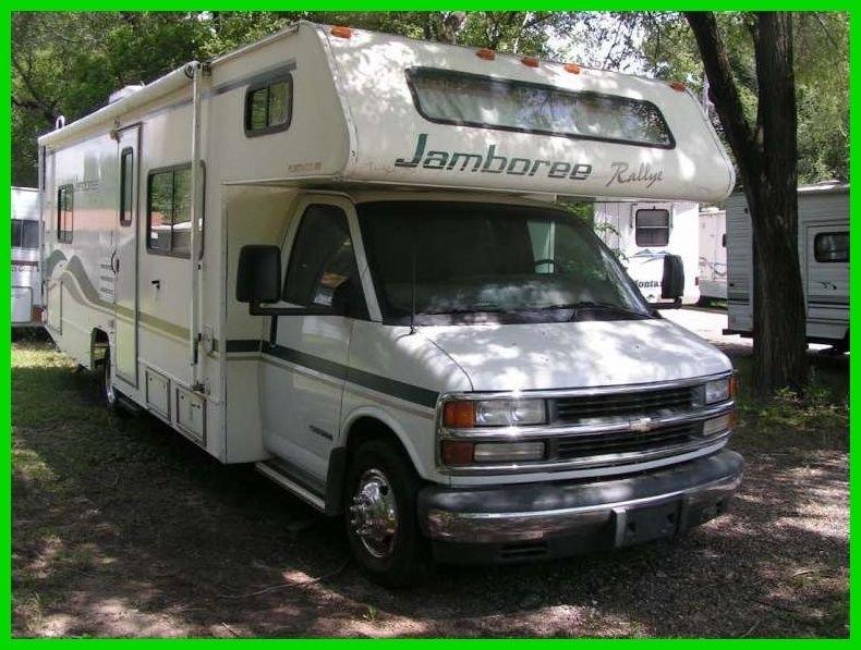 2000 Fleetwood Jamboree RVs for sale