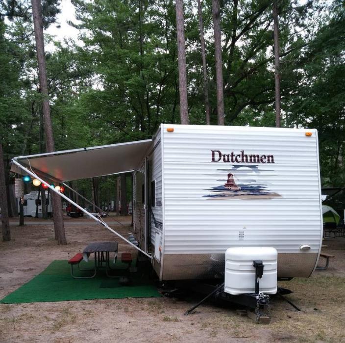 2007 Dutchmen Classic 31B