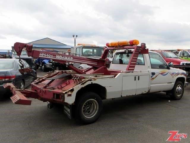 1997 Chevrolet 3500 Wrecker Tow Truck