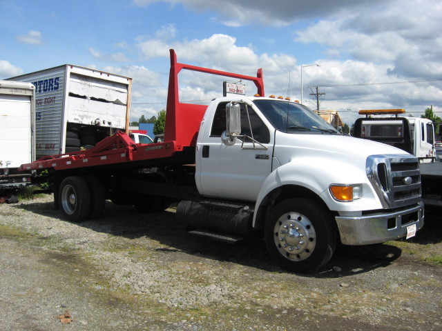 2005 2006 F 650 Rollback For Sale Autos Post
