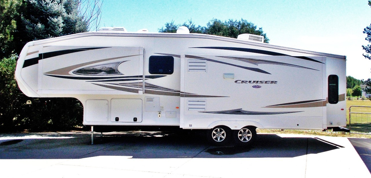Crossroads Cruiser Patriot 335 Ss Rvs For Sale