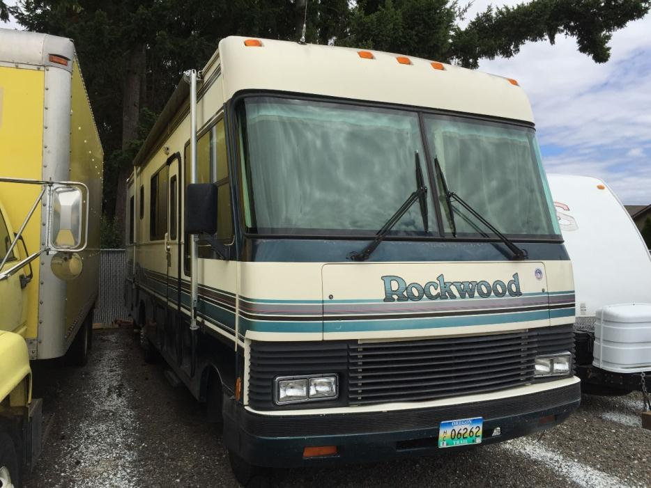 1994 Forest River Rockwood Premier