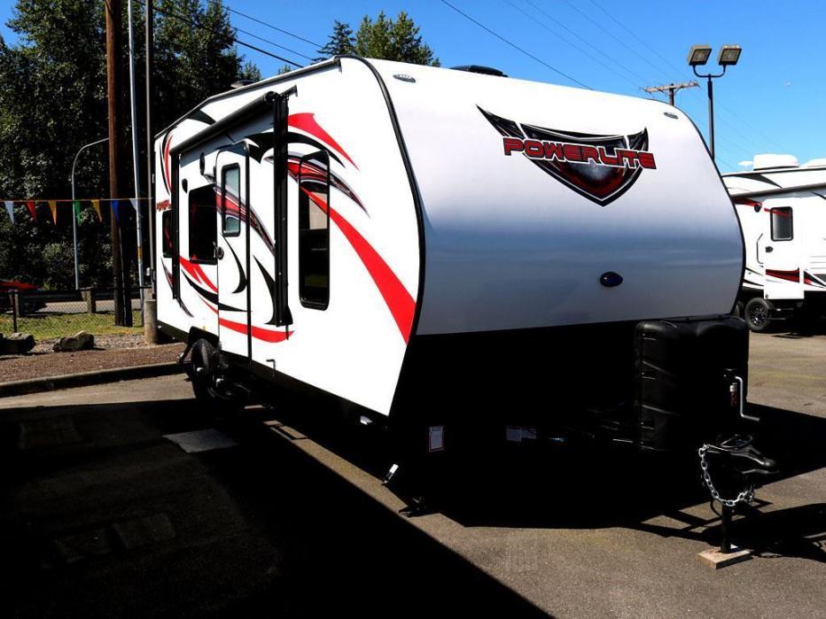 2016 Pacific Coachworks Powerlite 21FS