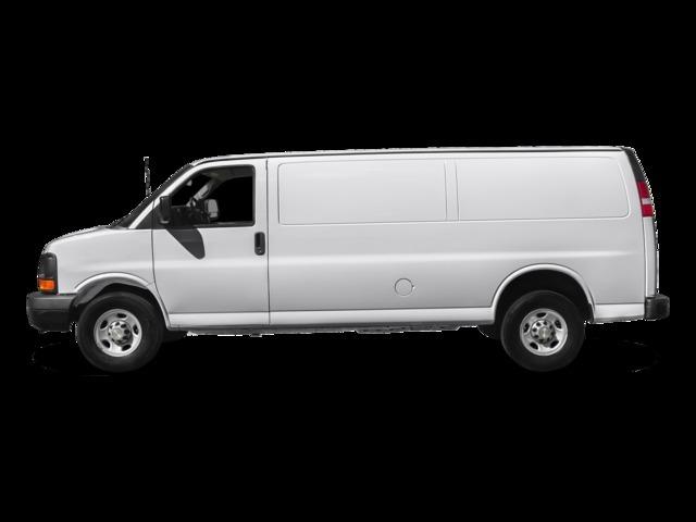 2016 Chevrolet Express  Van