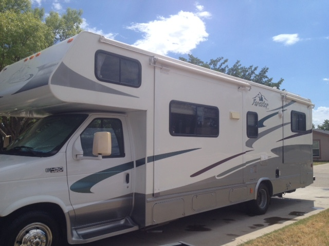 2005 Forest River Forester 2861DS