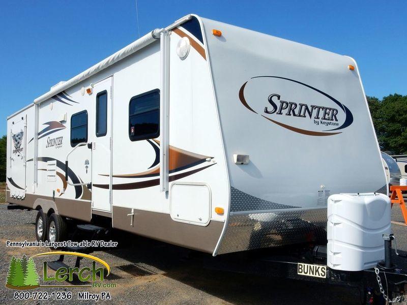 Keystone Sprinter 301rmp Rvs For Sale