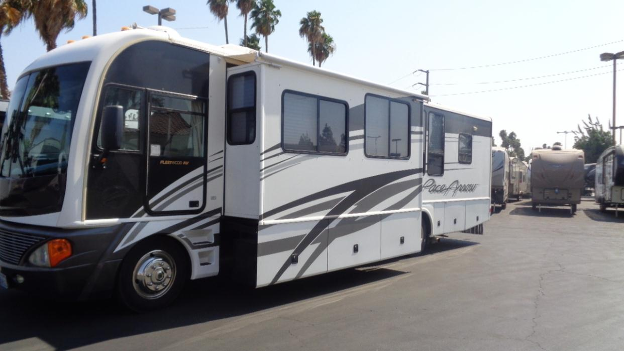 Fleetwood Pace Arrow 37 Rvs For Sale In California