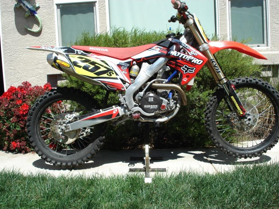 honda crf 450 motorcycles for sale in folsom california. Black Bedroom Furniture Sets. Home Design Ideas