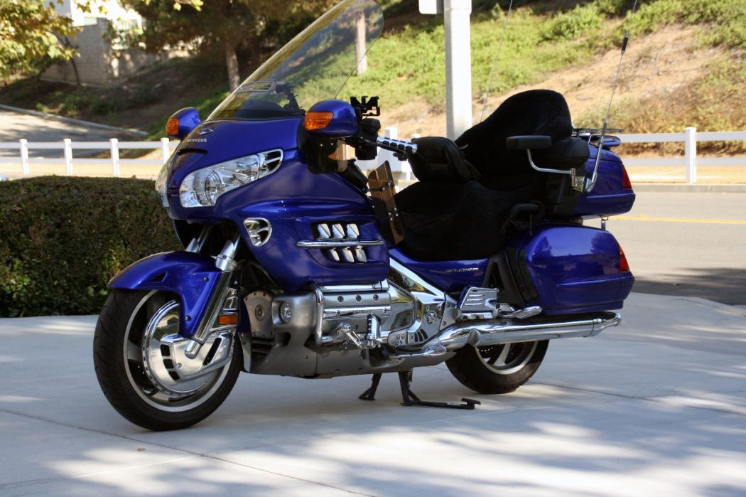 Honda Gold Wing Motorcycles For Sale In Anaheim California