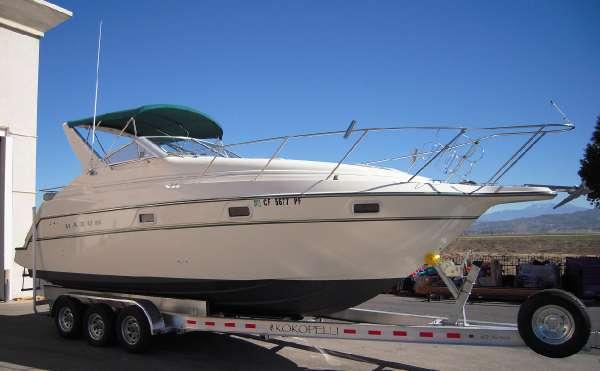 1998 Maxum 2800 SCR Cruisers