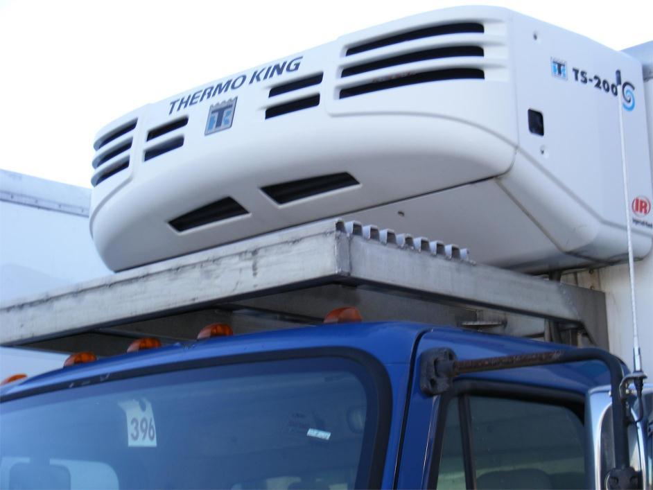 2007 Freightliner M2  Refrigerated Truck