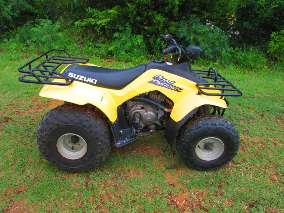 Suzuki Quadrunner Lt 160 Motorcycles For Sale