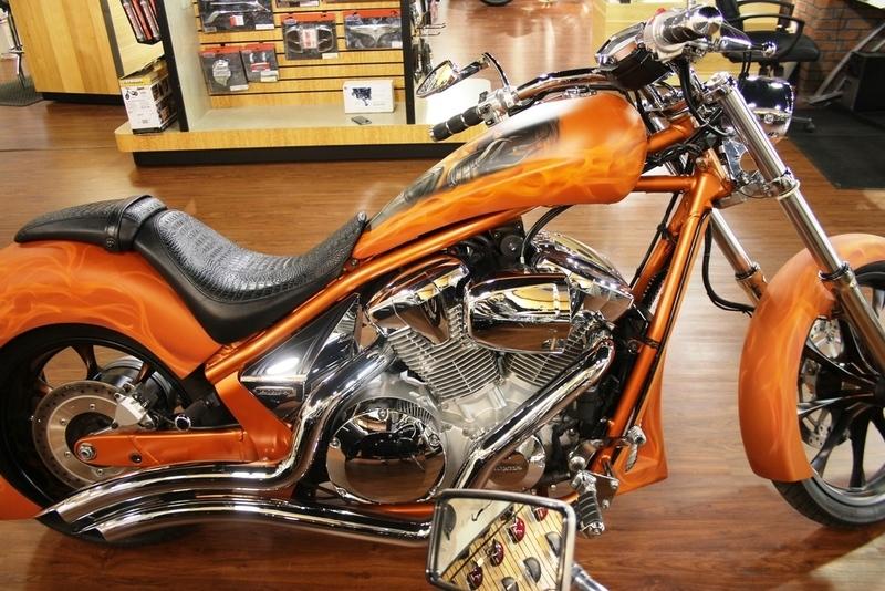 Custom motorcycles for sale in alpharetta georgia for Honda dealership alpharetta