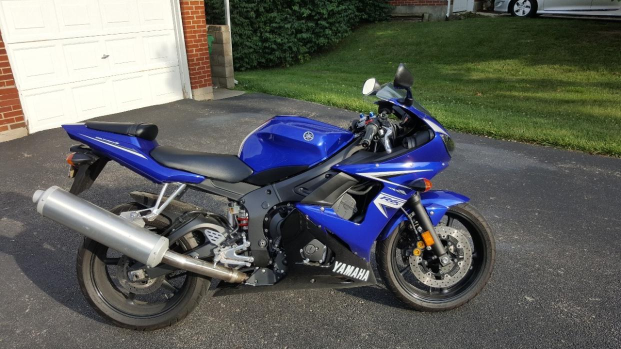 yamaha r6 s motorcycles for sale in bradford ohio. Black Bedroom Furniture Sets. Home Design Ideas