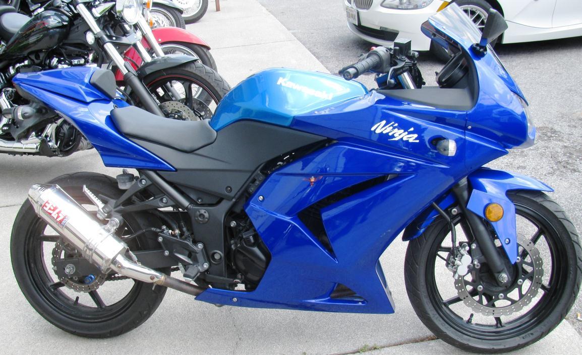 kawasaki ninja 250 motorcycles for sale in roanoke virginia. Black Bedroom Furniture Sets. Home Design Ideas