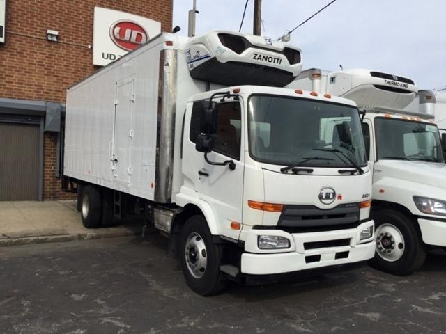 2011 Ud Trucks 2600 Refrigerated Truck