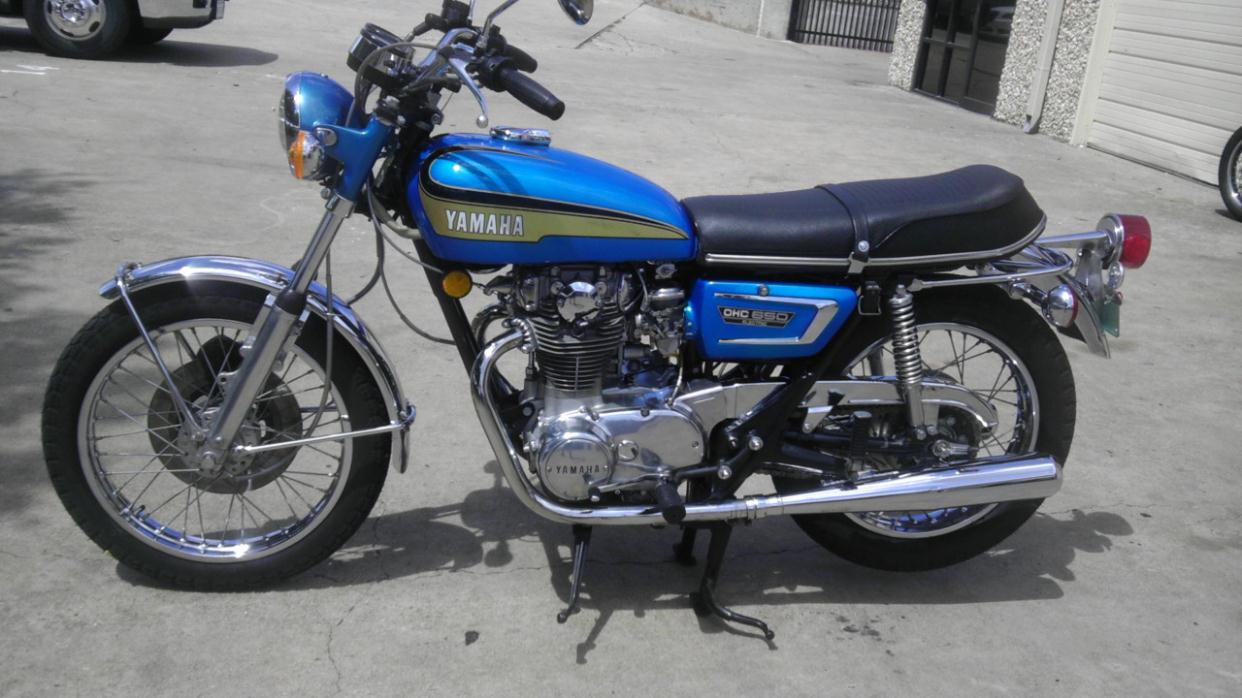 yamaha xs650 motorcycles for sale in austin texas. Black Bedroom Furniture Sets. Home Design Ideas