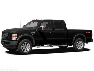 2010 Ford F-250sd Crew Cab
